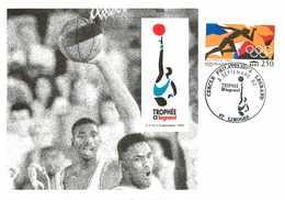 ☺♦♦ BASKET BALL < TROPHEE LEGRAND à LIMOGES - Basket-ball