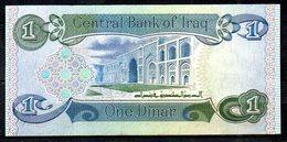 IRAK. 8 Billets De 1 Dinar. - Iraq