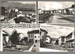 CPSM Italie - S. Giacomo Di Veglia - Vittorio Veneto - Italia