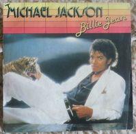 45 TOURS MICHAEL JACKSON ** BILLIE JEAN - Vinyles