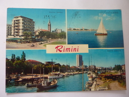"Cartolina Viaggiata ""RIMINI"" 1967 - Rimini"