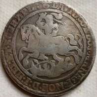 RÉPLICA Moneda 1 Thaler. 1609. Mansfeld, Alemania - Taler En Doppeltaler