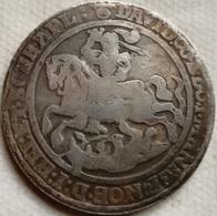 RÉPLICA Moneda 1 Thaler. 1609. Mansfeld, Alemania - Taler Et Doppeltaler