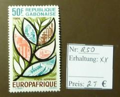 Gabunaise  Europafrique Europa  MiNr: 250  Postfrisch ** MNH     #4908 - Gabon (1960-...)