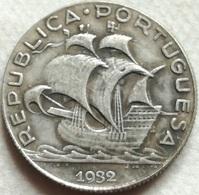 RÉPLICA Moneda 5 Escudos. 1932. Portugal. Rara - Portugal