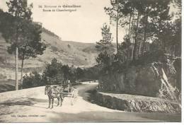 Genolhac  Route De Chamborigaud - Other Municipalities