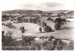 Olloy-sur-Viroin (Viroinval)-écrite En 1968-Panorama Du Village Et De L'Eglise Vu Du Petit Pont-Edit.A.Smetz - Viroinval