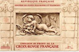 Croix Rouge No 2-Cote Plus De 500e-XX - Carnets