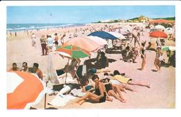 POSTAL   MONTEVIDEO  -URUGUAY  - PLAYA CARRASCO - Uruguay