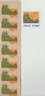S.VIETNAM 1961 - # ERROR  ON FULL SHEET - IMPERF X60  Military Stamps  Scott M1 ? - Viêt-Nam
