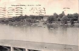 91 SOISY SOUS ETIOLLES Le Port - France