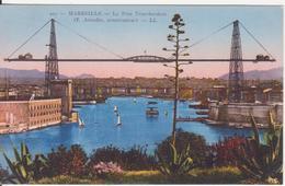 CPA - 205. MARSEILLE - Le Pont Transbordeur - Vieux Port, Saint Victor, Le Panier