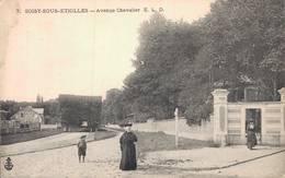 91 7 SOISY SOUS ETIOLLES Avenue Chevalier - France