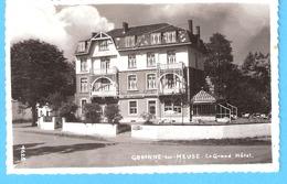 Godinne-sur-Meuse (Yvoir)-écrite En 1947-Le Grand Hôtel-Edit.Mosa - Yvoir