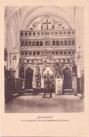 ALTE  AK    ICONEN - ALTAR / Rumänien  - Altar Mit Iconen -  1913 Gedruckt - Roumanie