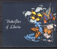 2007 - LIBERIA - Catg.. Mi. 5331/55334 - NH - (CW1822.18) - Liberia