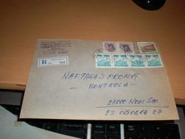 Ompljica R To Novi Sad - 1992-2003 Federal Republic Of Yugoslavia