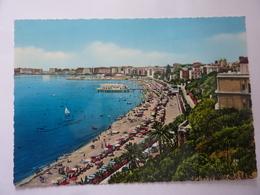"""Cartolina Viaggiata """"ANZIO  Riviera Di Levante"""" 1969 - Altre Città"""