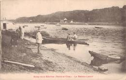 91  SOISY SOUS ETIOLLES Le Bateau Lavoir - France
