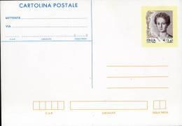 INTERO DONNE  0,41 E 2002 NUOVO - Ganzsachen