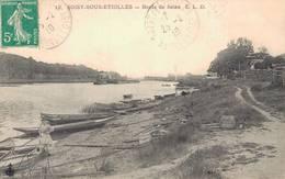 91 12 SOISY SOUS ETIOLLES Bords De Seine - France