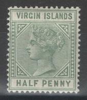 Iles Vierges - Virgin Islands - YT 12 * - Iles Vièrges Britanniques