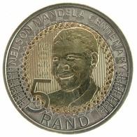 South Africa - 5 Rand Nelson Mandela Centenary - SPL - South Africa