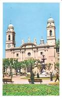 POSTAL   MONTEVIDEO  -URUGUAY  -LA CATEDRAL (PLAZA CONSTITUCION) - Uruguay
