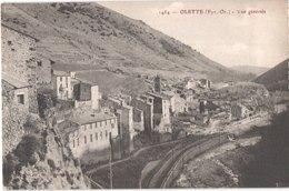 FR66 OLETTE - Brun 1454 - Vue Générale - Belle - Autres Communes
