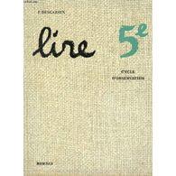 Lire 5e Cycle D'observation P.descazaux    +++BE+++ PORT GRATUIT - Books, Magazines, Comics
