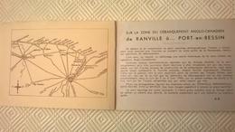 Reportage Photographique Et Texte Ch. Chevrot - Ouistreham