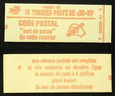 CARNET 1816-C2 0,80 ROUGE BEQUET TB Cote 14€ - Carnets