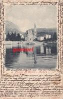 Italie - CP Lago Di Como Bolvedro 1902.  (voir Scan). - Autres Villes