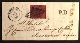 1868  DA ROMA 20 CENT DENT PER S, SEVERINO - Papal States