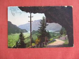 Brunigestrasse Blick Gegon Brienzersee   Has Stamp & Cancel Ref 3134 - Other