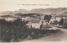 FR66 MAURY - Brun 138 - Colorisée - Entrée Du Village - Belle - Autres Communes