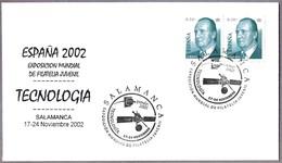 TECNOLOGIA: SATELITE - TECHNOLOGY: SATELLITE. Salamanca 2002 - Telecom