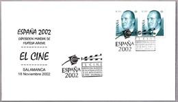 EL CINE - THE CINEMA. Salamanca 2002 - Telecom