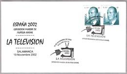 LA TELEVISION. Salamanca 2002 - Telecom