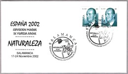NATURALEZA: FLORES - NATURE: FLOWERS. Salamanca 2002 - Vegetales