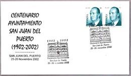 100 Años AYUNTAMIENTO. San Juan Del Puerto, Huelva, Andalucia, 2002 - Arquitectura