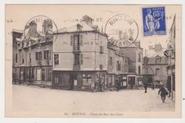 26662 Rennes 35 Place Du Bas Des Lices -ed 64 La Cigogne -rue Juillet Brest - Timbre Paix 65c - Rennes