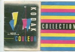 Kodak 1953 Di Noir à La Couleur - Collection - Andere