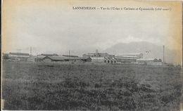 Lannemezan - Vue De L'Usine à Carbure Et Cyanamide (côté Ouest) - Edition M.T. - Lannemezan