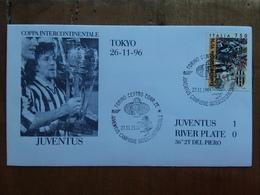 REPUBBLICA - Coppa Intercontinentale 1996 Vittoria Juventus + Spese Postali - 6. 1946-.. Repubblica