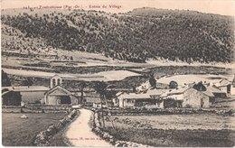 FR66 FONTRABIOUSE - Brun 243 - Entrée Du Village - Belle - Autres Communes