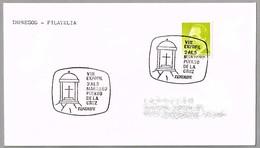 EL PEÑON DEL FRAILE - VIII Expofil. Puerto De La Cruz, Canarias, 1989 - Arquitectura
