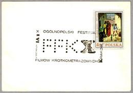 X FESTIVAL NACIONAL DE CORTOMETRAJES - CINE. Krakow 1970 - Cinema