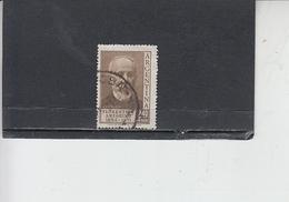 ARGENTINA  1956 - Yvert  572 - Ameghino - Argentina