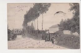 26666 Rennes Les Poudrieres Courouze -éd 155 AG.  Destinataire Chateau Montagne Guerche Bretagne - Rennes